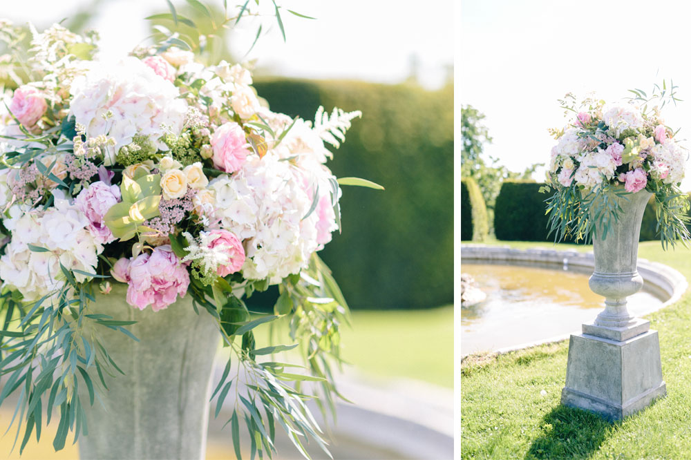 4 Fleurs De Fee Chateau De Bagnols Save The Date Photography
